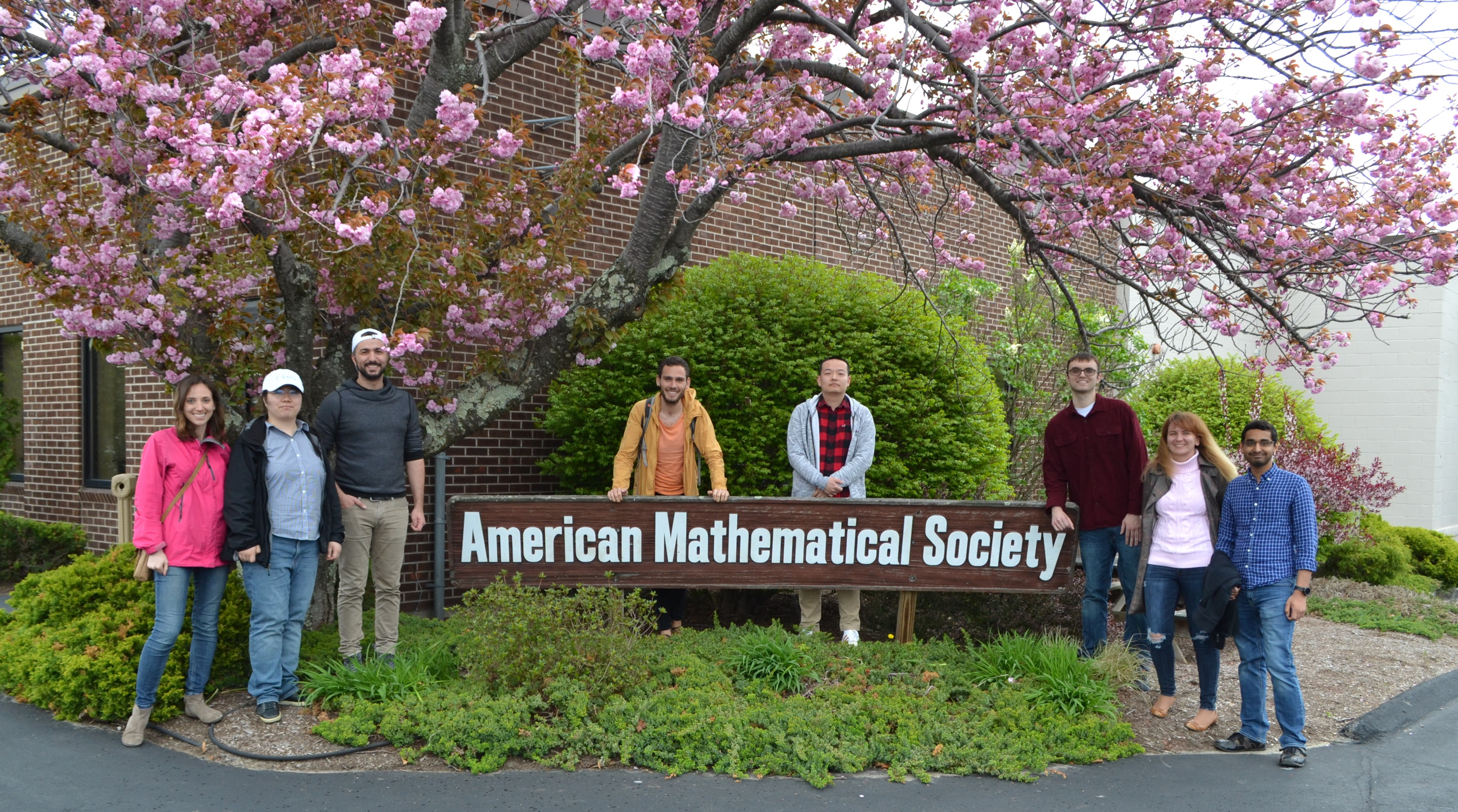 Home | AMS Student Chapter