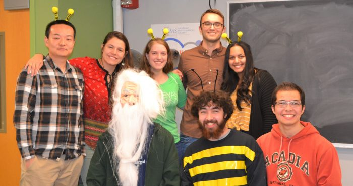 The Third Annual Integration Bee